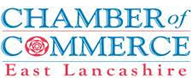 The official logo of the Chambers of Commerce East Lancashire.